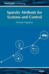 Omslag - Sparsity Methods for Systems and Control