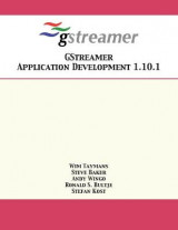 Omslag - Gstreamer Application Development 1.10.1