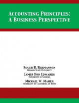 Omslag - Accounting Principles