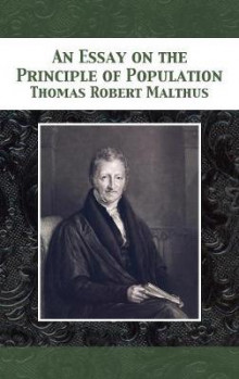 An Essay on the Principle of Population av Thomas Robert Malthus (Innbundet)