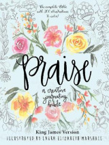 Omslag - Praise: A Creative Journaling Bible