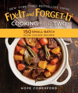 Omslag - Fix-It and Forget-It Cooking for Two