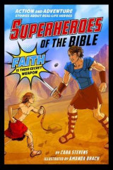 Omslag - Superheroes of the Bible