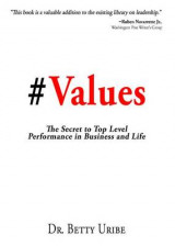 Omslag - #Values