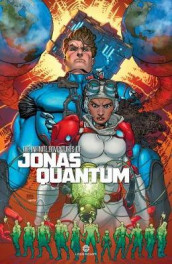 The Infinite Adventures Of Jonas Quantum av Marc Guggenheim (Heftet)
