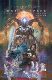 Lost in Space: Countdown to Danger Vol. 2 av Brian Buccellato og Richard Dinnick (Innbundet)