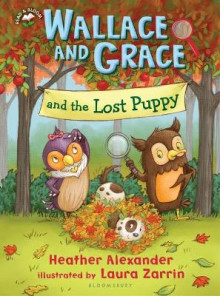 Wallace and Grace and the Lost Puppy av Heather Alexander (Innbundet)