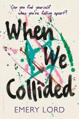 Omslag - When We Collided