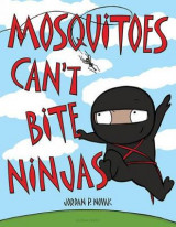 Omslag - Mosquitoes Can't Bite Ninjas