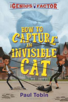 The Genius Factor: How to Capture an Invisible Cat av Paul Tobin (Heftet)