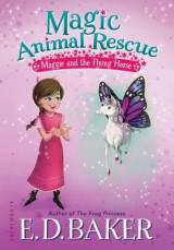 Omslag - Magic Animal Rescue: Maggie and the Flying Horse
