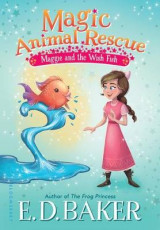 Omslag - Magic Animal Rescue: Maggie and the Wish Fish