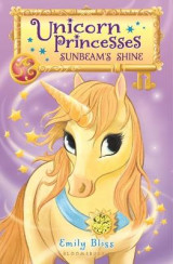 Omslag - Unicorn Princesses 1: Sunbeam's Shine