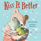 Omslag - Kiss It Better (Padded Board Book)