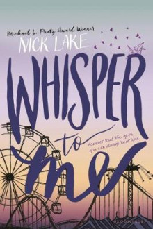 Whisper to Me av Nick Lake (Heftet)