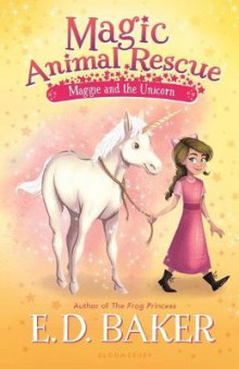 Magic Animal Rescue: Maggie and the Unicorn av E D Baker (Heftet)