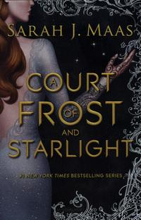 A Court of Frost and Starlight av Sarah J. Maas (Innbundet)
