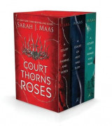 Omslag - A Court of Thorns and Roses Box Set