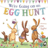 Omslag - We're Going on an Egg Hunt (Padded Board Book)