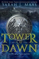 Omslag - Tower of Dawn