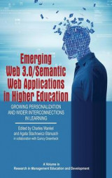 Omslag - Emerging Web 3.0/ Semantic Web Applications in Higher Education