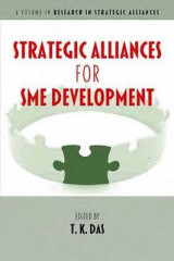 Omslag - Strategic Alliances for SME Development