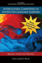 Omslag - Intercultural Competence in Instructed Language Learning
