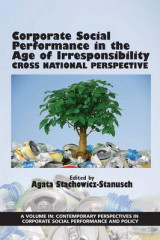 Omslag - Corporate Social Performance in the Age of Irresponsibility