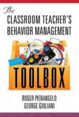 Omslag - The Classroom Teacher's Behaviour Management Toolbox