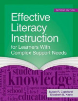 Omslag - Effective Literacy Instruction for Learners with Complex Support Needs