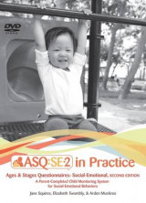Omslag - Ages & Stages Questionnaires: Social-Emotional (ASQ:SE-2): In Practice