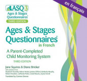 Ages & Stages Questionnaires (R) (ASQ (R)-3): (French) av Diane Bricker, Jantina Clifford, Jane Farrell, Robert Hoselton, Linda Mounts, Kimberly Murphy, Robert Nickel, LaWanda Potter, Jane Squires og Elizabeth Twombly (CD-ROM)
