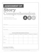 Omslag - Assessment of Story Comprehension (TM) (ASC (TM)): Forms