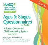 Omslag - Ages & Stages Questionnaires (R) (ASQ-3 (TM)): (Arabic)