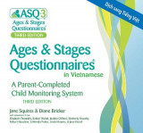 Omslag - Ages & Stages Questionnaires (R) (ASQ-3 (TM)): (Vietnamese)