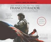 Francotirador av Chris Kyle (Lydbok-CD)