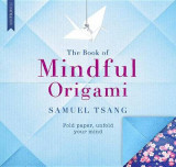 Omslag - The Book of Mindful Origami