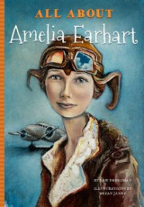 Omslag - All About Amelia Earhart