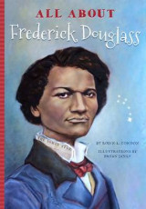 Omslag - All About Frederick Douglass