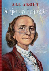 Omslag - All about Benjamin Franklin