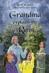 Omslag - Grandma Explains the Rain