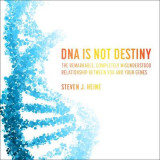 Omslag - DNA Is Not Destiny