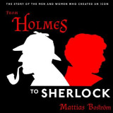 Omslag - From Holmes to Sherlock