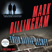 Their Little Secret av Mark Billingham (Lydbok-CD)