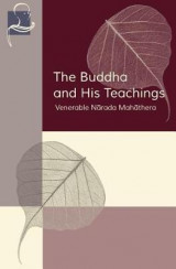 Omslag - The Buddha and His Teachings