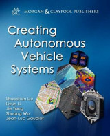 Omslag - Creating Autonomous Vehicle Systems