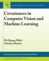 Omslag - Covariances in Computer Vision and Machine Learning