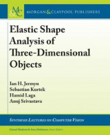 Omslag - Elastic Shape Analysis of Three-Dimensional Objects