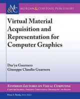 Omslag - Virtual Material Acquisition and Representation for Computer Graphics