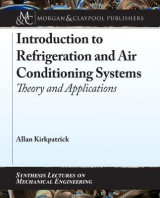 Omslag - Introduction to Refrigeration and Air Conditioning Systems